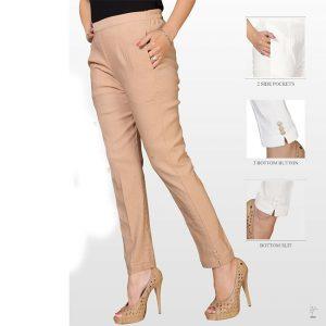 Skin Stretchable Pencil Pants – MPP1119