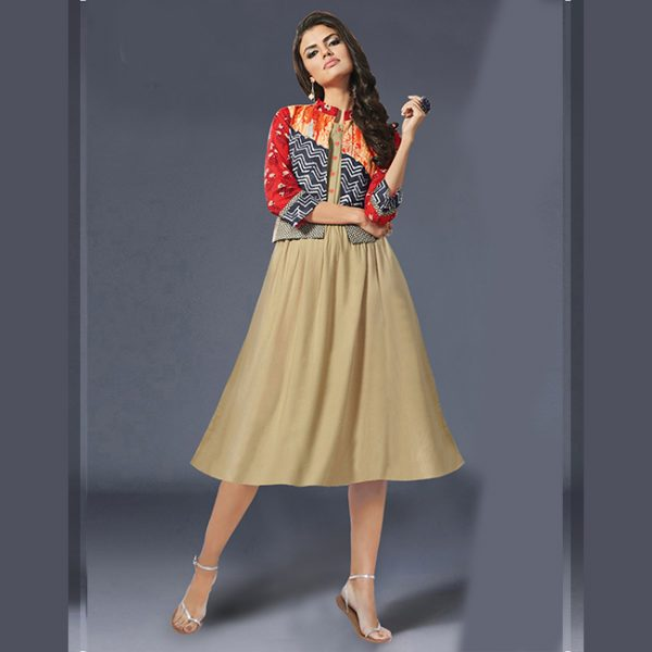 Skin Rayon Short Dress -MPP1151