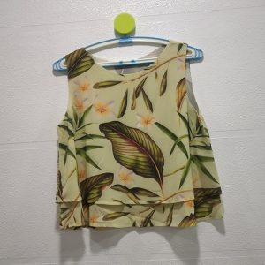 Stretchable Western Tops - FG2495   Light Green   CC-02