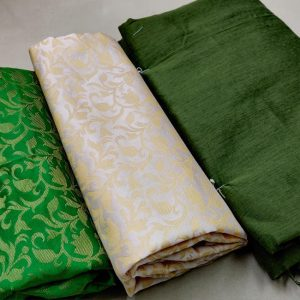 Kalkata Cotton Saree – MPP1450 | Green | CC-06