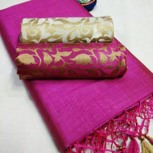 Kalkata Cotton Saree – MPP1450 | Purple | CC-08