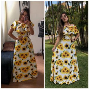 Crepe Gown - MPP1465   Yellow   CC-04