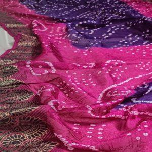 Art silk Saree - MPP1614   Purple