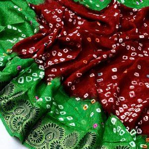 Art silk Saree - MPP1614   Maroon