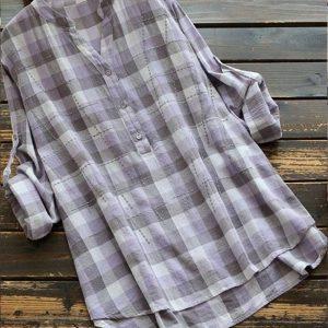 Cotton Flex Top - FG2734 | Gray | CC-22