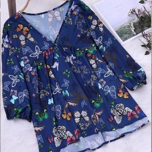 Cotton Flex Top - FG2734 | Dark Blue | CC-11