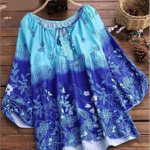 Cotton Flex Top - FG2734 | Blue | CC-09