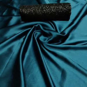 Silk Sequence Work Saree - FG2877 | Blue