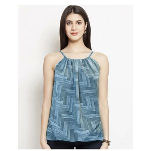 Thin Strap Summer Top – NOW1184 | Green