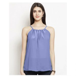 Thin Strap Summer Top – NOW1190 | Purple