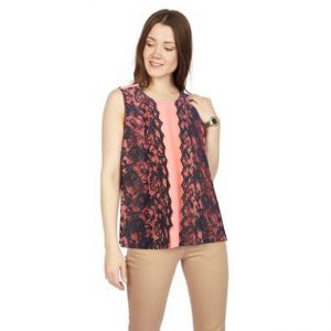 High Quality Top For Women - NOW1126 | Peach