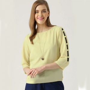 High Quality Top For Women - NOW1128 | Lemon