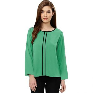 High Quality Top For Women - NOW1130 | Green