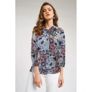 Polyester Mix Designer Shirt – NOW1151 | Multi