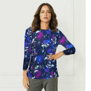 Polyester Mix Designer Shirt – NOW1152 | Dark Blue