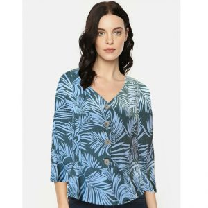 Polyester Mix Designer Shirt – NOW1154 | Green