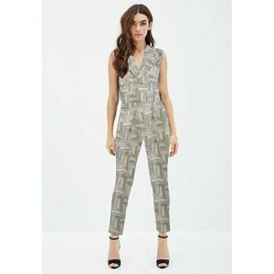 Good Quality Jumpsuit – NOW1201 | Gray
